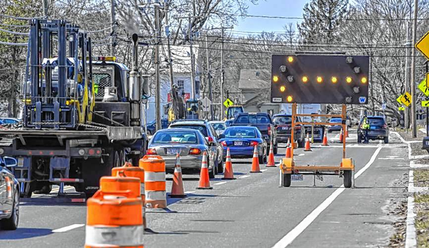 Hearing set for Route 9 widening project in Hadley