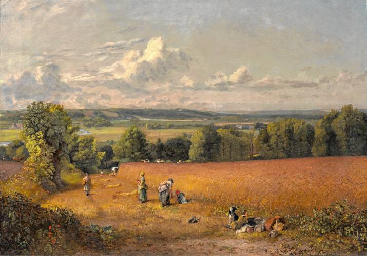 Landscapes With An English Accent Clark Art Institute